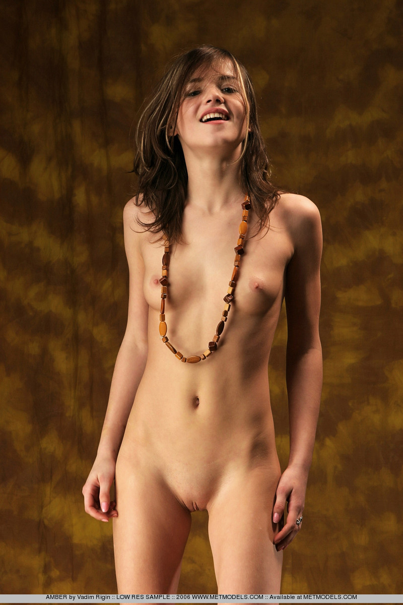 Teenage art nude