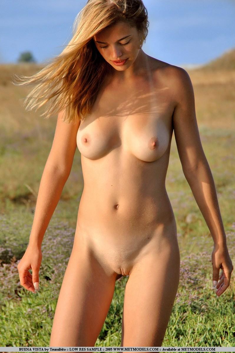 Cute met art models nude