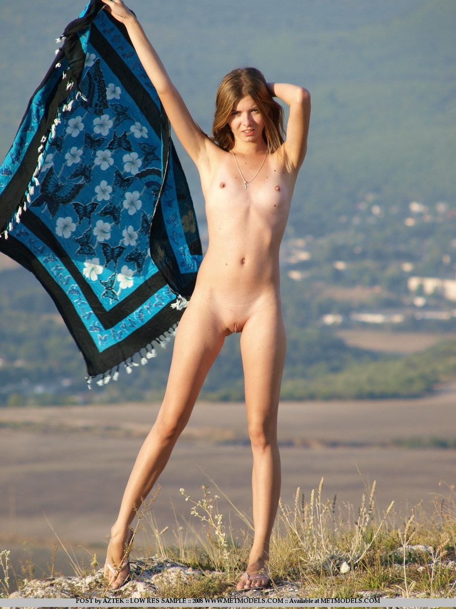 Teen art naked